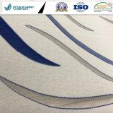 Tessuto del materasso del poliestere del jacquard di stile libero