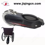 セリウムが付いている高力8inch前部車輪の電動車椅子