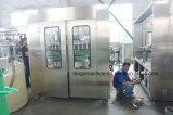 Automatic 500ml 200 ml 1000ml de agua de botella de plástico PET enjuagadora taponadora de llenado de máquina de llenado