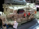 Engine marine de Cummins Kt50-Dm pour l'auxiliaire