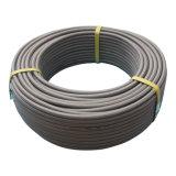 Nuevo estilo de tejido de poliéster de silicona recubierto de Teflón de la manguera flexible de alta presión