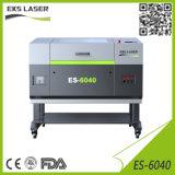 60W/80W tecido corte a laser de CO2 Máquina de gravura ES-6040