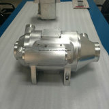 주문을 받아서 만들어진 알루미늄 CNC 기계로 가공 부속