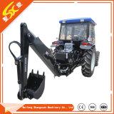 Traktorleistungs-hydraulischer eingehangener Löffelbagger