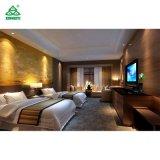 판매를 위해 놓이는 호텔 2인용 방 가구 고품질 침실 Furntiure