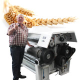 製粉機械ムギの製粉機械