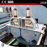 Tubulação do PVC que faz fazer à máquina da extrusora/linha