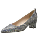 Signora di vendita calda Shoes New Design Fashion dell'ufficio il più in ritardo per la vendita