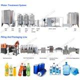 Proyecto de llavero para la embotelladora del agua mineral completa/del agua potable