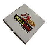 La entrega de Pizza caja de cartón impresión personalizada con diseño libre
