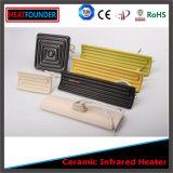 Riscaldatore di ceramica quadrato 122*122