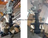 Кормовой тип двигатель установки азимута пропеллера двойника для сосудов