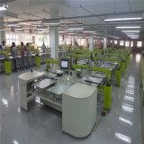 Koreanische ovale Station der Bildschirm-Drucken-Maschinen-10 der Farben-44