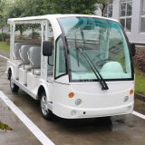 Automobile elettrica della spola della 11 sede per fare un giro del fare un giro turistico (DN-11)