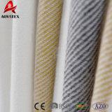 Coperta acrilica della banda di alta qualità del cavo della manovella molle eccellente del Knit con la nappa