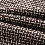 Tessuto di tela d'imitazione del poliestere del tessuto all'ingrosso poco costoso del sofà per la tappezzeria del sofà