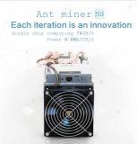 2017 Antminer S9 14t/13.5t S9 주식에 있는 이익 Antminer 최대 T9 1350W 0.126j/Gh Bitcoin 광부