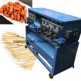 대나무 이쑤시게 기계를 만드는 생산 라인 젓가락을 판매하는 공장