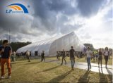 옥외 판매를 위한 알루미늄에 의하여 구부려지는 구조 큰천막 대 항공기 천막