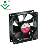 Ventilatore muto 80mm a basso rumore di CC 24V di dissipazione di calore 8025