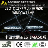 Indicatore luminoso della targa di immatricolazione del LED per l'automobile Toyota Alphard Estima