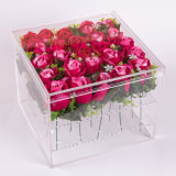 Cadre acrylique de Rose de ventes chaudes de ventes en gros