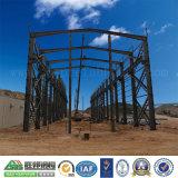 Cloche préfabriquée conçue de construction d'entrepôt de structure métallique