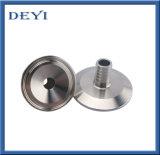 Adaptador apertado do conetor do aço inoxidável 21MP NPT hexágono masculino (DY-A010)
