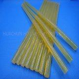 De gele Hete Stok van de Lijm van de Smelting voor Multifunctioneel
