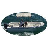 Barca di pesca d'alto mare del peschereccio della vetroresina di Liya 5.0m