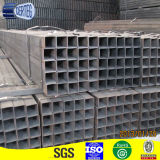 tubo rectangular del acero de carbón del acero suave de 60X40m m para la estructura