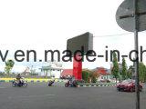 Frente a todo color exterior mantenimiento P10 en la pantalla LED SMD3535 Video para publicidad