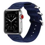 Para Apple Assista a NATO a cinta de nylon para assistir a Série 38/42 1/2/3 Sport Edition