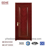 China fabricó la puerta de madera sólida de la última madera dura del diseño
