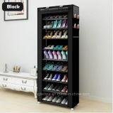 Armoire de racks de chaussures Chaussures de grande capacité de stockage de mobilier de maison DIY Rack simple chaussure Portable (FS-03B)