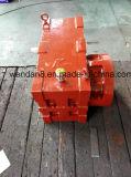 Zlyj133 helicoidal de alta eficiência de refrigeração da caixa de velocidades