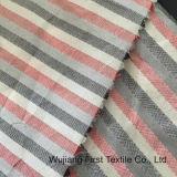 Fios de seda tecido tingidos