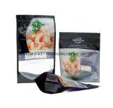 음식 패킹 지퍼 통렬한 반박 비닐 봉투