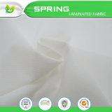 Heißer Verkauf wasserdichtes PU-überzogenes Baumwoll-Polyester-Elastanz-Gewebe