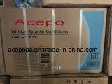 Dispositivo di raffreddamento di aria evaporativo montato finestra
