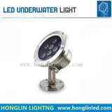 LED 램프 IP68는 18W LED 수중 수영 빛을 방수 처리한다