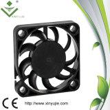 motor plástico do ventilador de refrigeração da exaustão da C.C. do ventilador de ventilação do rolamento de esferas 12V