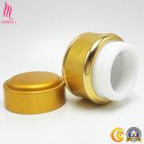包装の使用のための金カラーそして陶磁器の金属の瓶