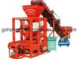 Machine Qtj4-26 de Bloquer-Formation creuse concrète/brique pleine faisant la machine au Nigéria