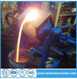 Do ferro de alumínio de prata da platina do ouro fornalha de derretimento de cobre de aço da indução do metal da ligação (JLZ-160KW)