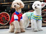 [سونمّر] [بولو شيرت] كلب [ت-شيرت] 100% قطر [ت-شيرت] صغيرة كلب قميص ليّنة زيّ محبوب طبقة