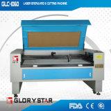 80W 1.5mレーザーの切断および彫版機械(GLC-1610)