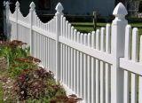 Dachu Yard Belüftung-Zaun-Anwendungs-Effekt