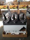 Machine van de Sneeuwbrij van de Tank van de Koffie van het ijs de Enige 10L