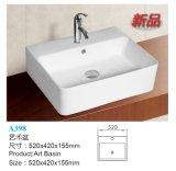 カウンタートップの洗面器、虚栄心の洗面器、浴室の洗面器及び流し上のA398